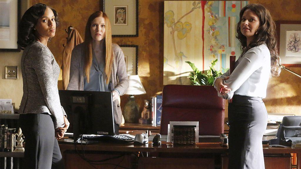 La trama se complica para Olivia Pope