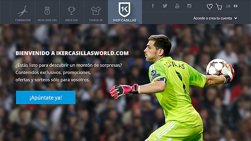 Casillas web