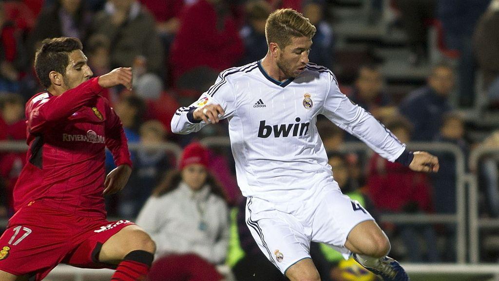 El Real Madrid golea al Mallorca. Foto: EFE