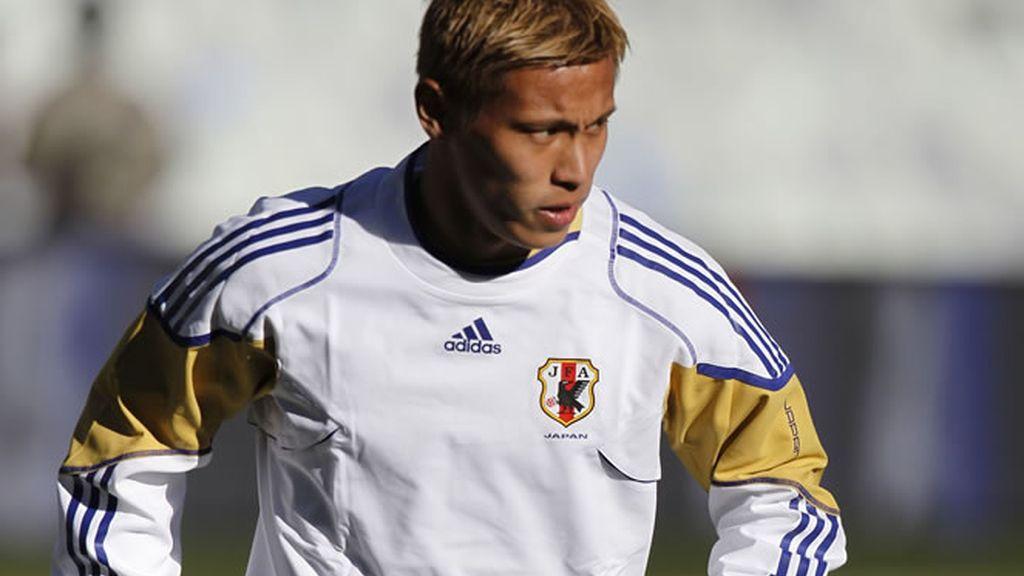 Keisuke Honda (Japón)