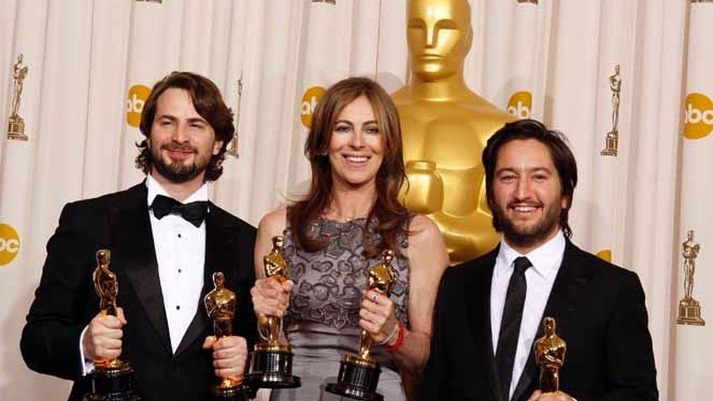 'En tierra hostil', triunfadora en los Oscar