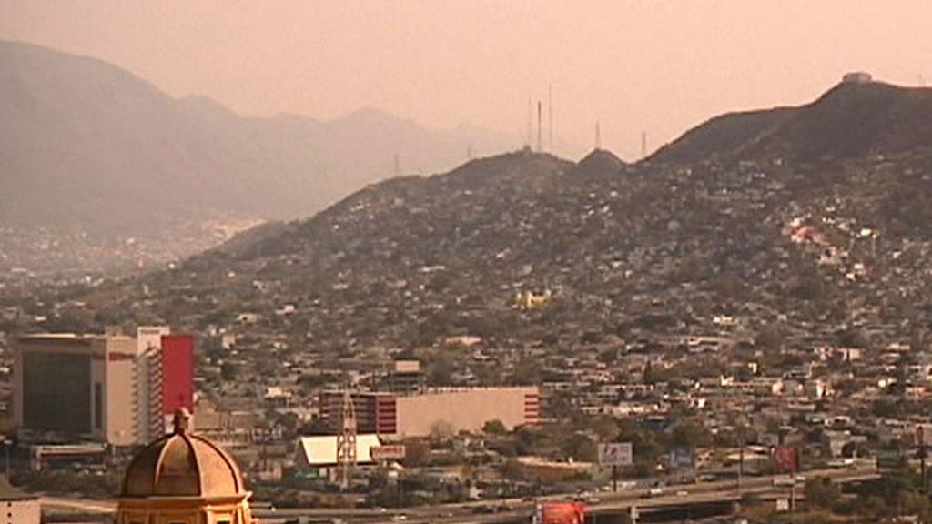 Vista general de Monterrey