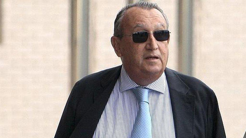 Conceden el tercer grado penitenciario a Carlos Fabra