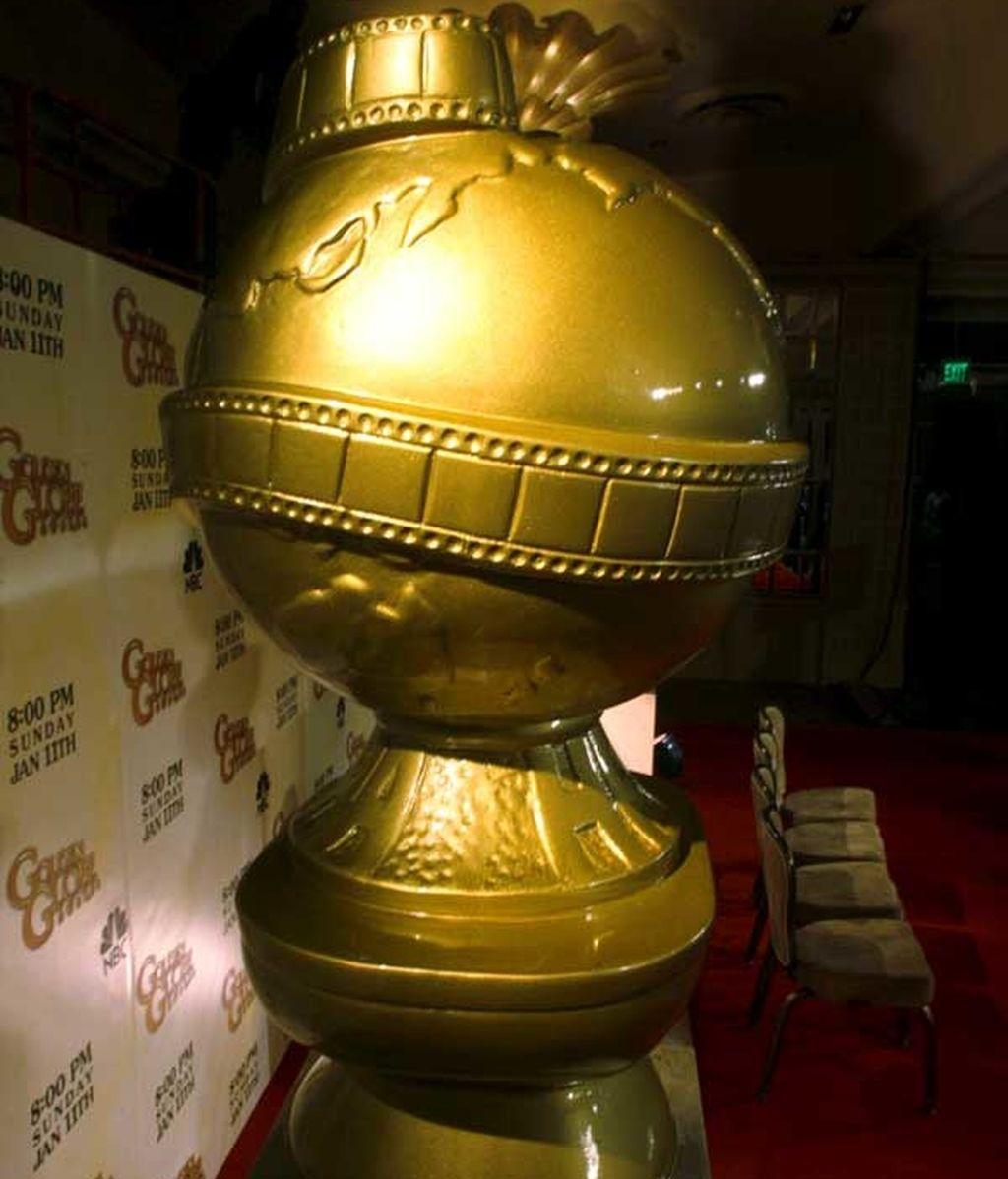 Estatuilla de los Globos de Oro