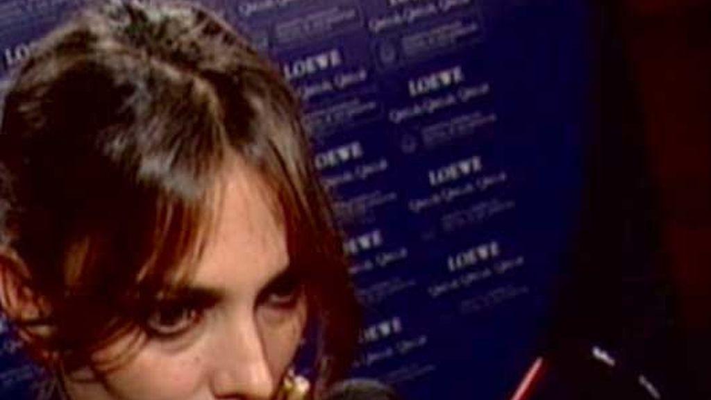 El primer corto de Loewe en el Festival de San Sebastián