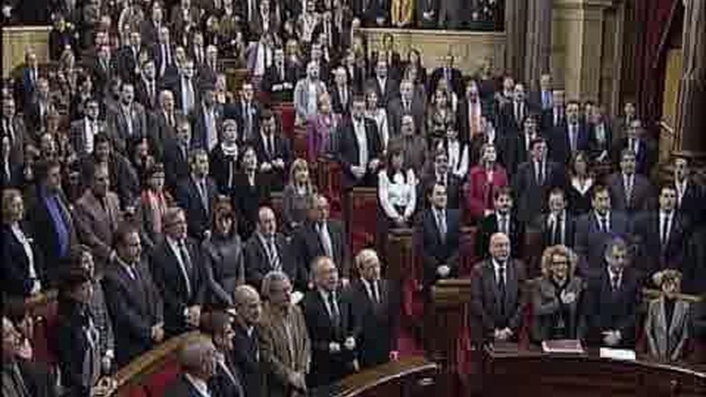 Artur Mas investido Presidente