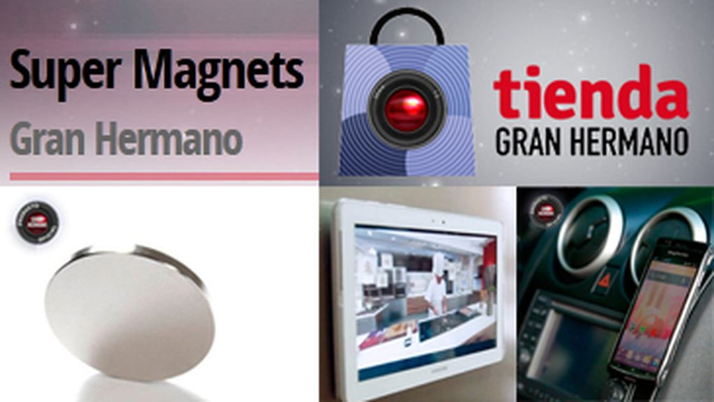 Super Magnet Gran Hermano tiendagranhermano