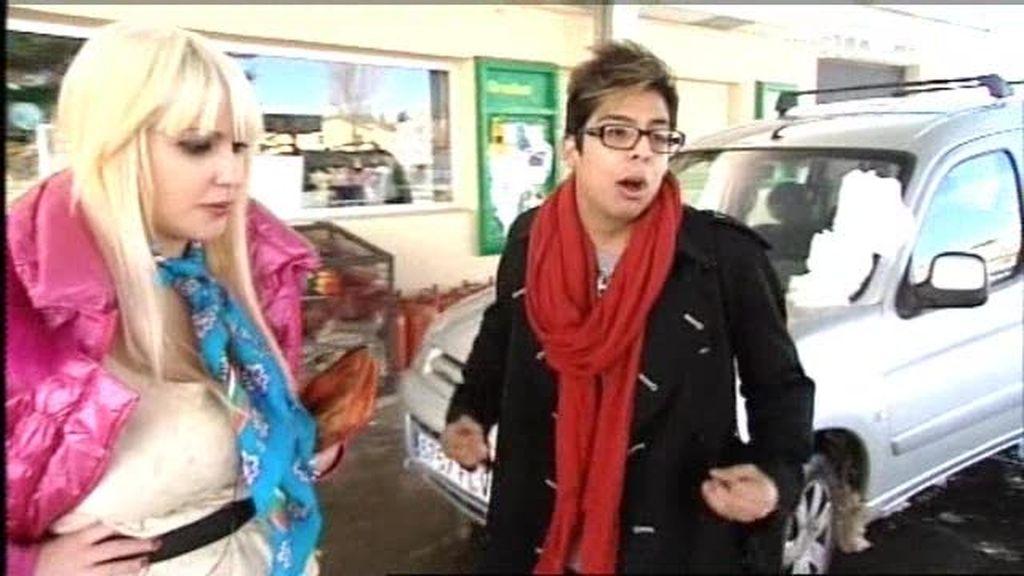 Hijos de papá: Gemma y Christian, humillados por pedir trabajo en una gasolinera