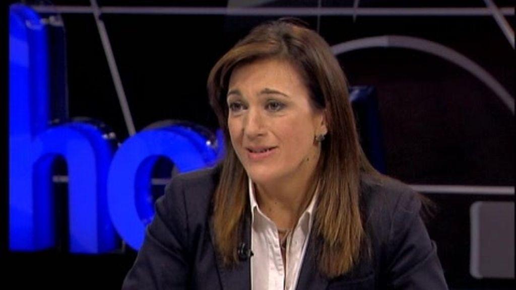 Iñaki Gabilondo entrevista a Soraya Rodríguez