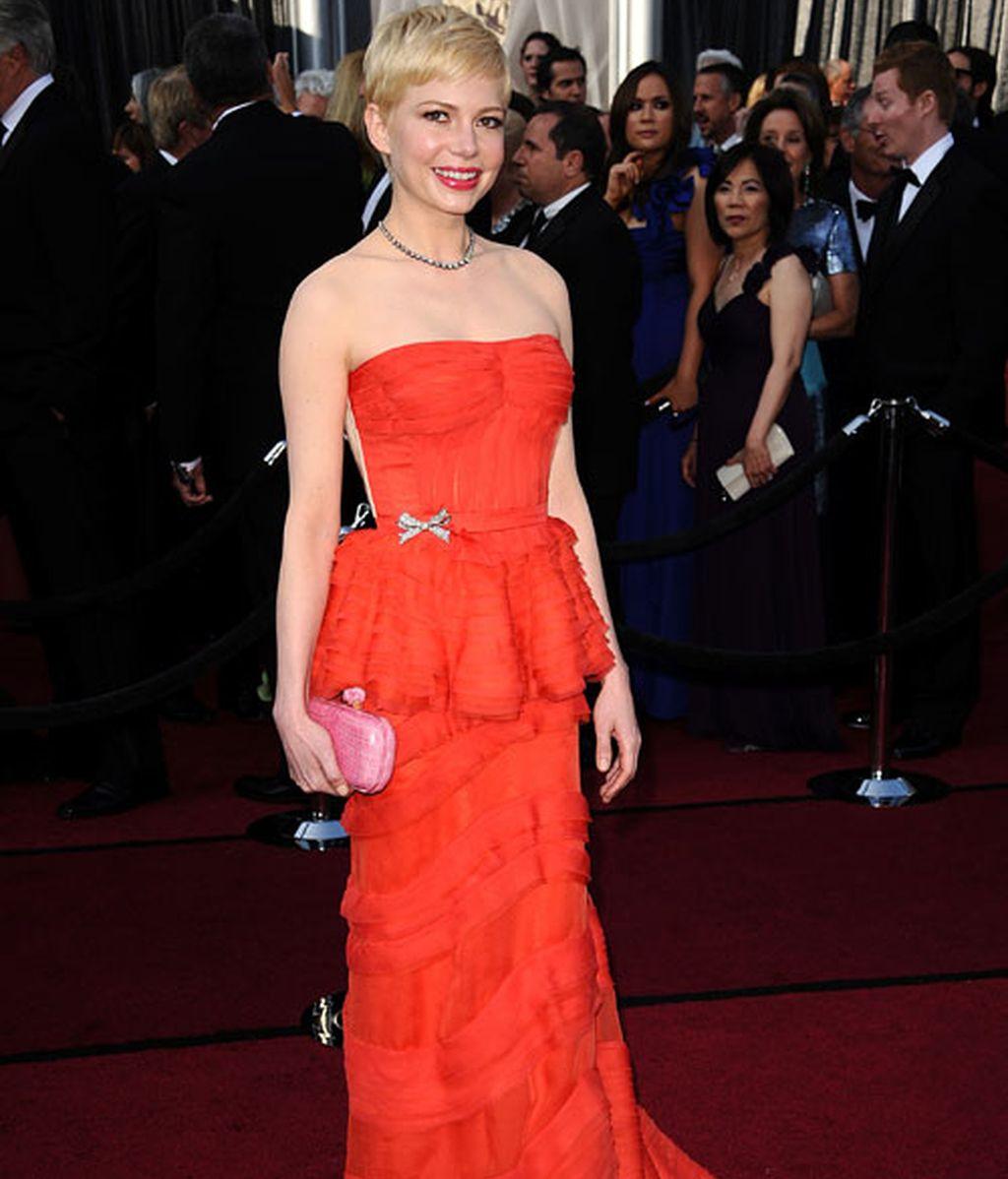 Kate Mara, harapienta; los topitos de Natalie Portman, imperdonables...