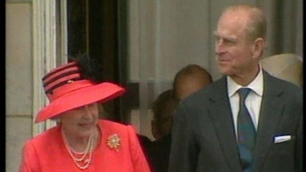 Escándalo en Buckinham Palace