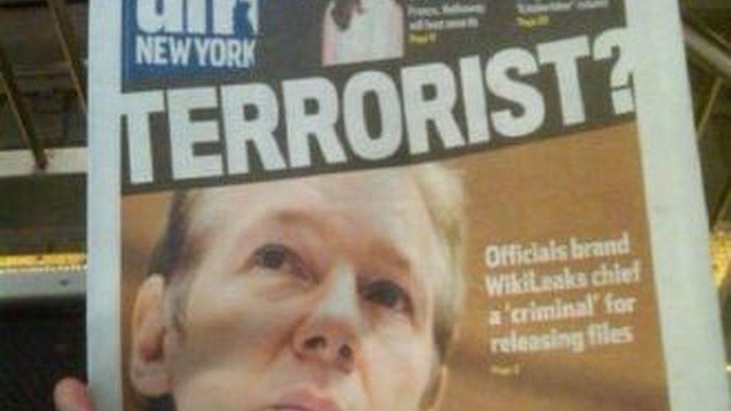 Julian Assange fue calificado de terrorista tecnológico por el vicepresidente de EEUU Joe Biden. Ahora Reino Unido ha trasferido el caso del fundador de WikiLeaks a una corte que juzga a terroristas.