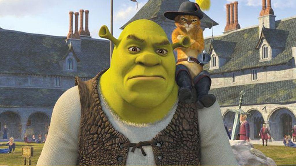 Antonio Banderas cree que Shrek podría aparecer en 'El gato con botas 2'