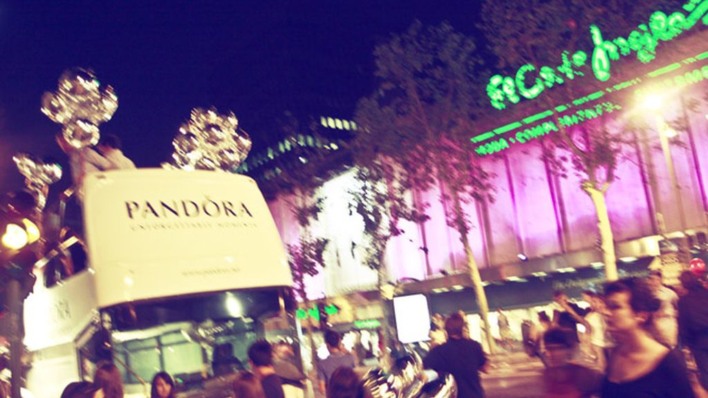 Un paseo por la Fashion Night Out