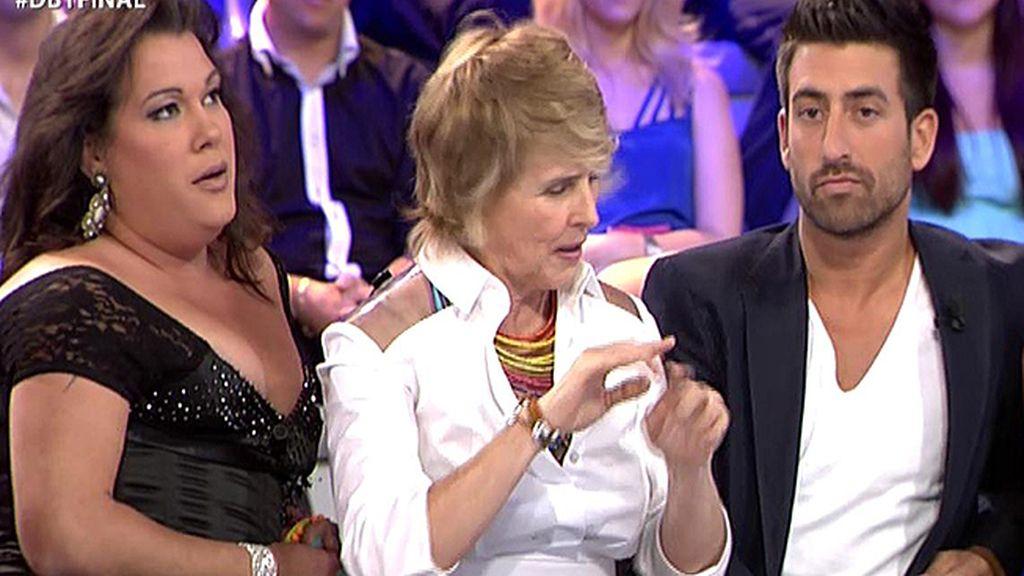 """El odio entre Desireé e Igor es """"recíproco"""""""