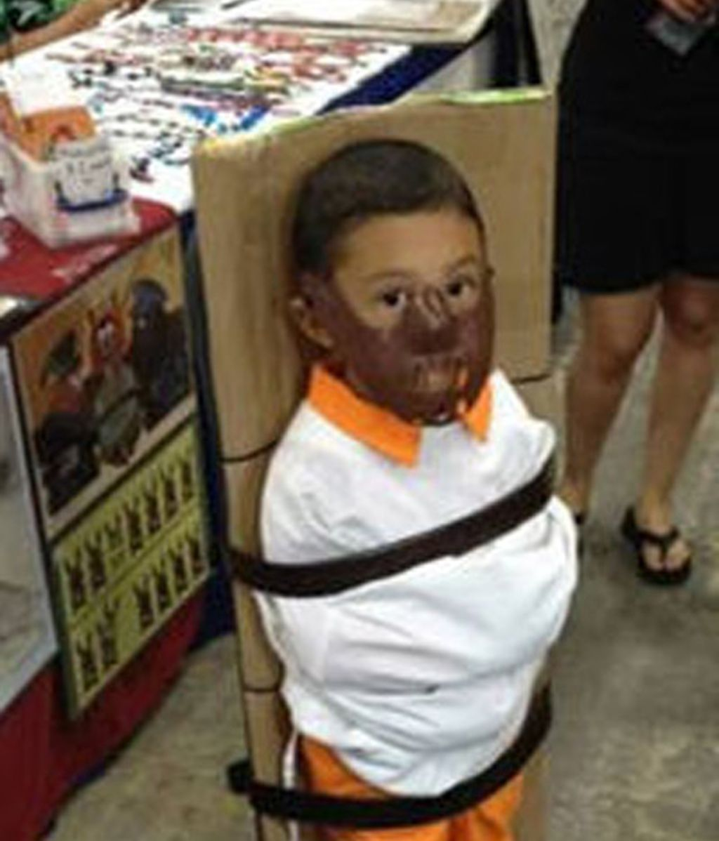 Baby Hannibal Lecter