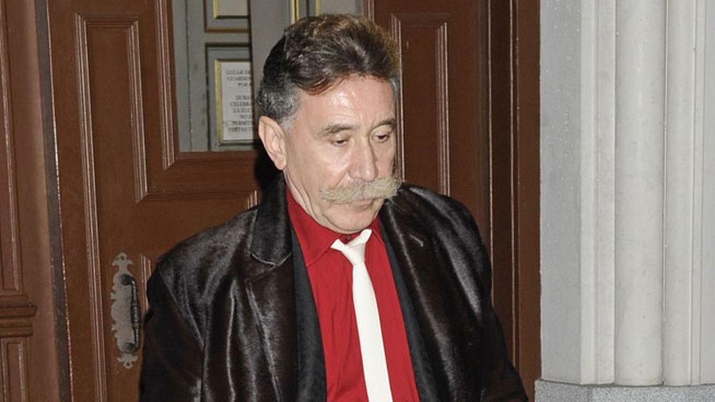 También asistió el abogado Marcos García Montes
