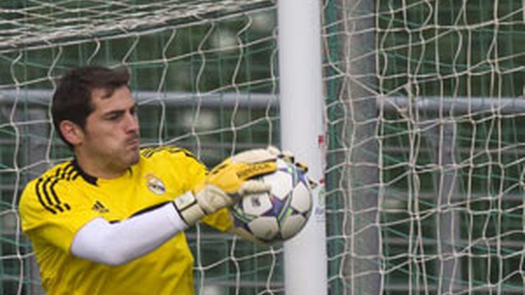 Iker Casillas FOTO: REUTERS