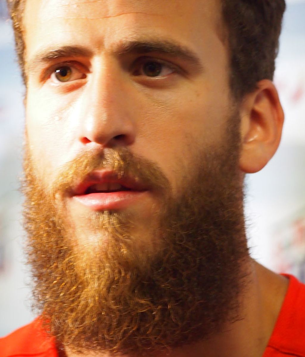 Sergio Rodríguez, el chico de la barba