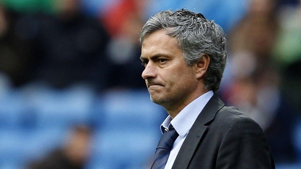 Jose Mourinho comienza su segunda temporada