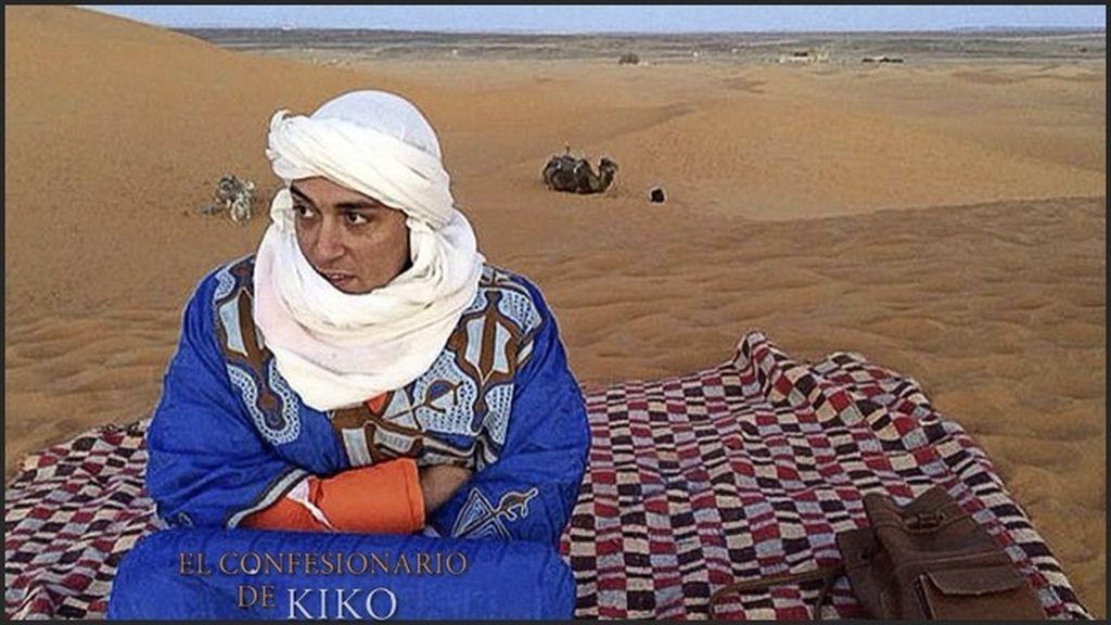 El viaje de Kiko Hernández a Marruecos