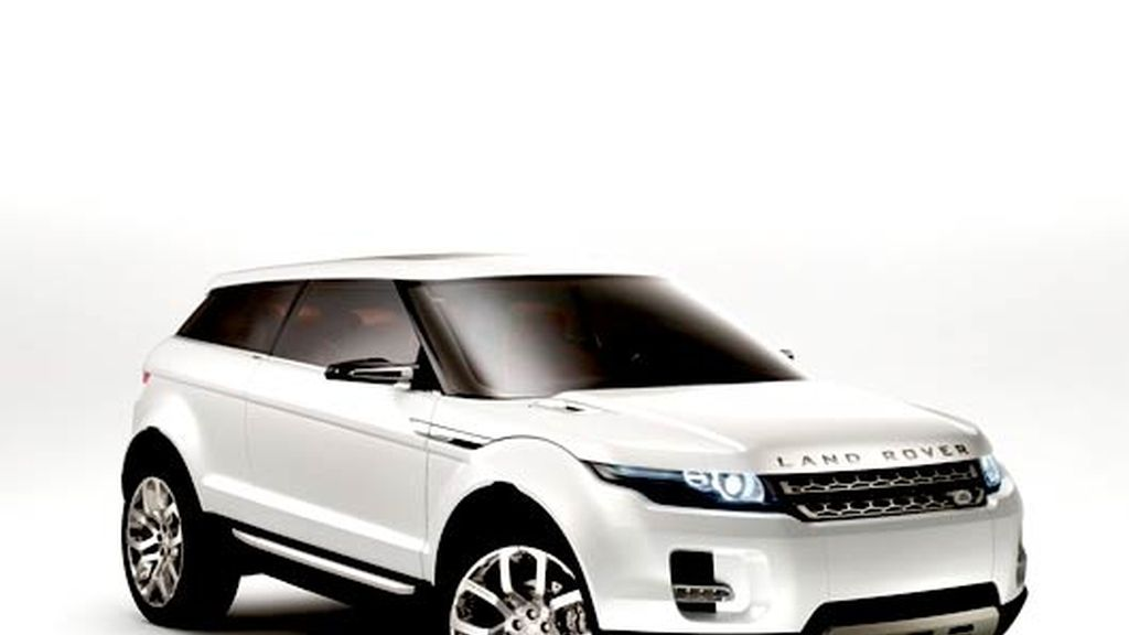 Land Rover LRX Hybrid