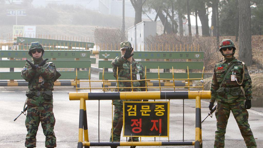 Aumenta la tensión entre las Coreas