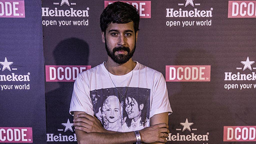 El diseñador de moda, Moisés Nieto