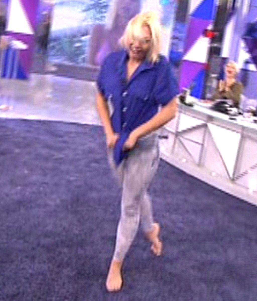 Las posturas de Daniela Blume