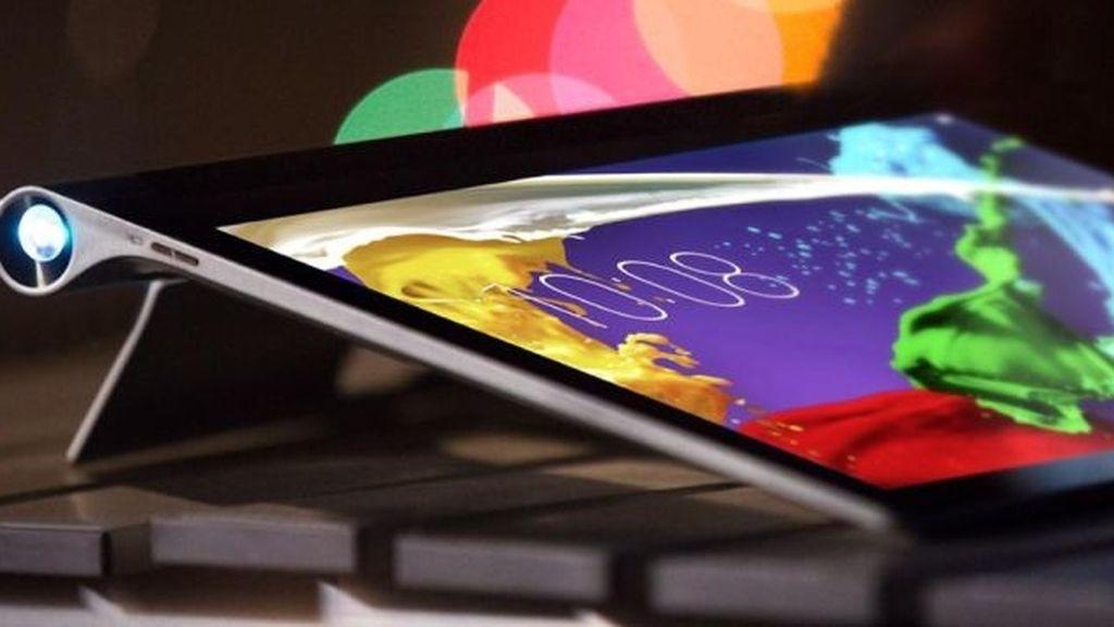 Lenovo presenta el Yoga Tablet 2 Pro