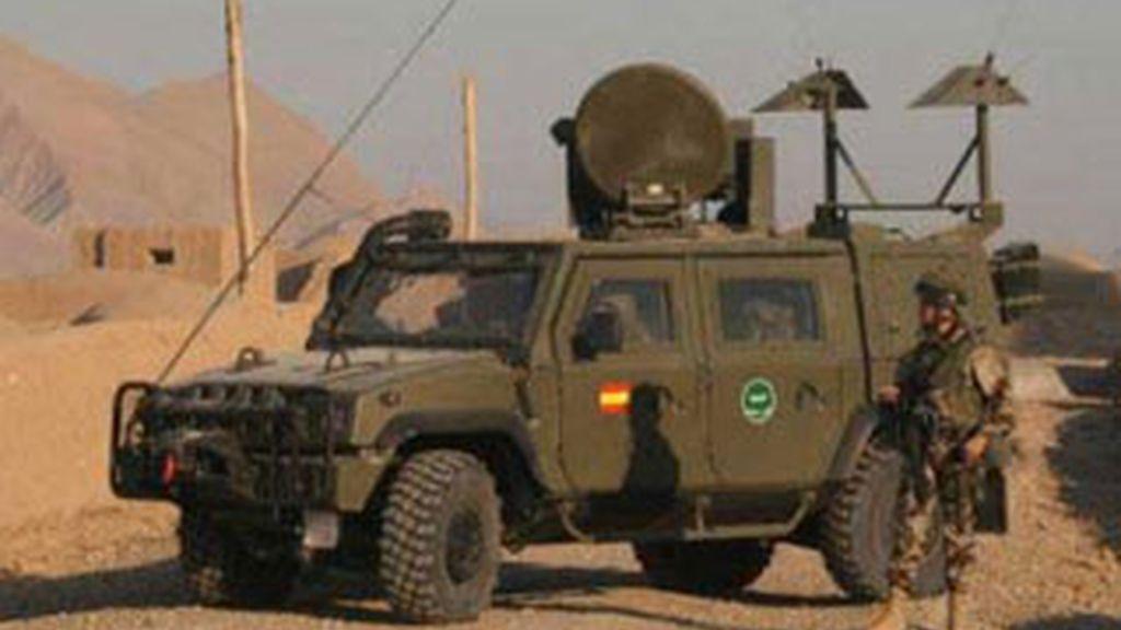 Los militares pertenecen al Regimiento de Infantería 'Soria nº 9', que tiene su sede en Fuerteventura.