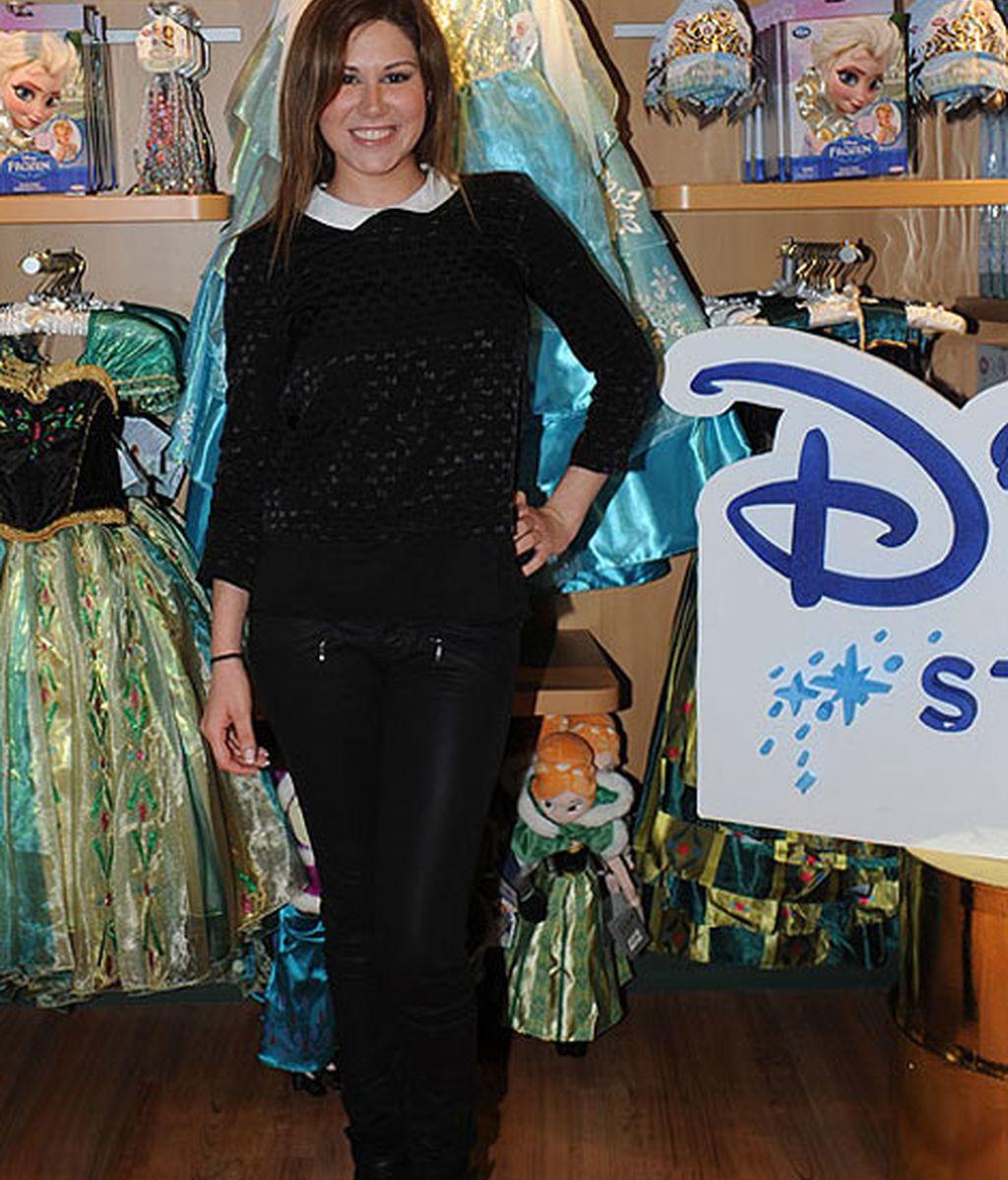 Shakira, Mireia Canalda o Tamara: niños por un día en la nueva tienda Disney