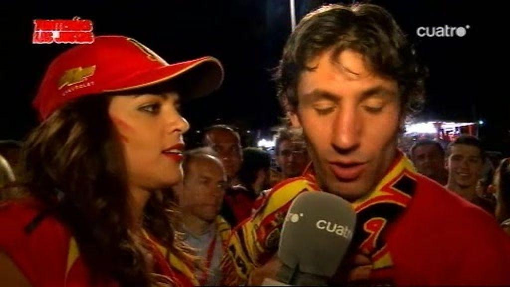 Lo mejor de Romina y el deporte en este 2010