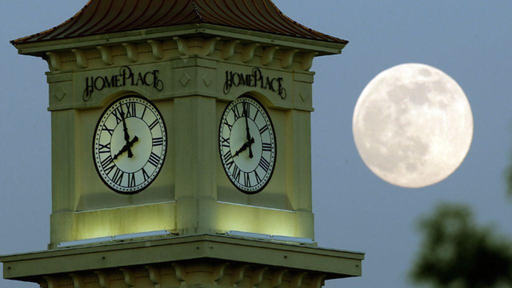 'Superluna' en Prattville