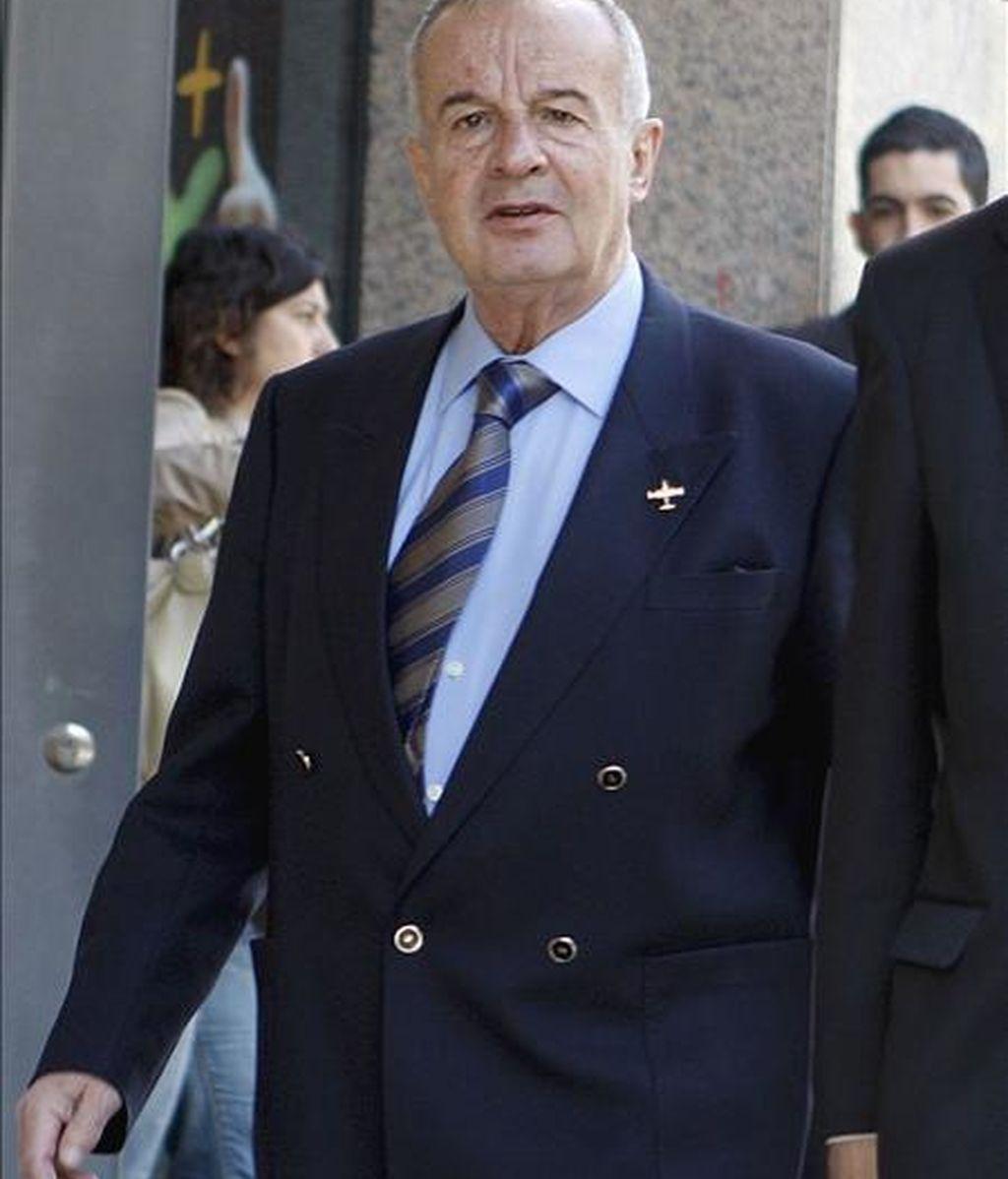 El general de Sanidad Vicente Navarro. EFE/Archivo