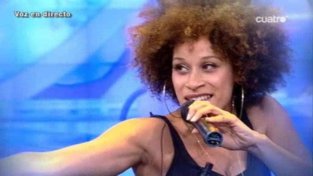 Actuación en directo de Oceana en El Hormiguero