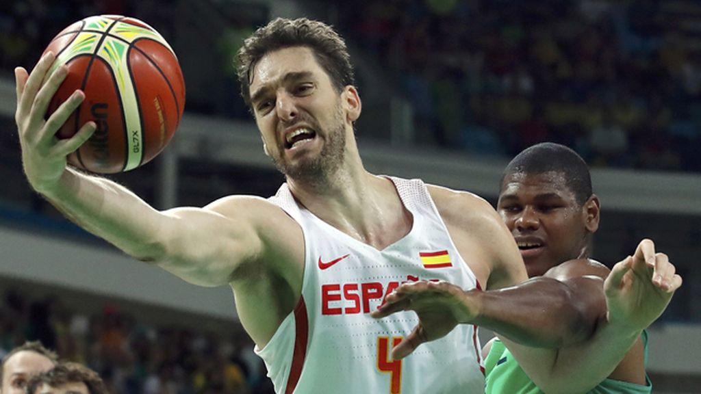 La selección española de baloncesto pierde ante la anfitriona y suma la segunda derrota