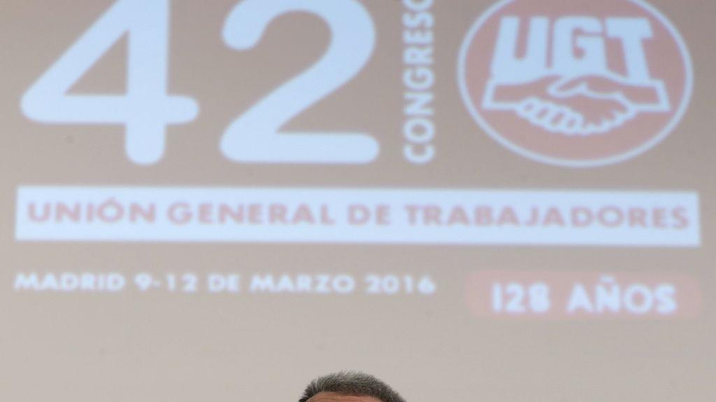 Cándido Méndez anuncia su salida de UGT