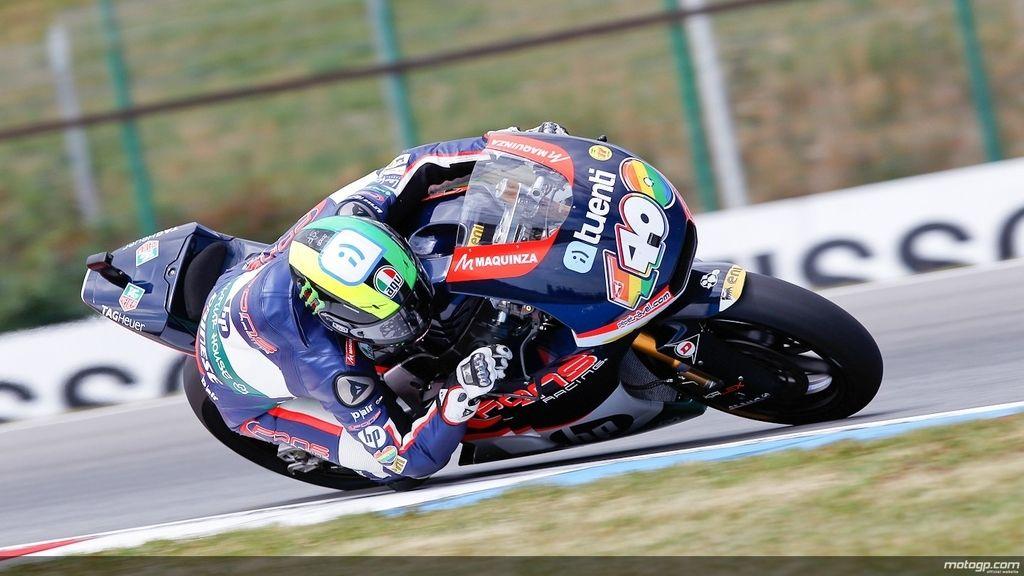 Pol Espargaró ha marcado el mejor crono en los primeros libres de Moto2