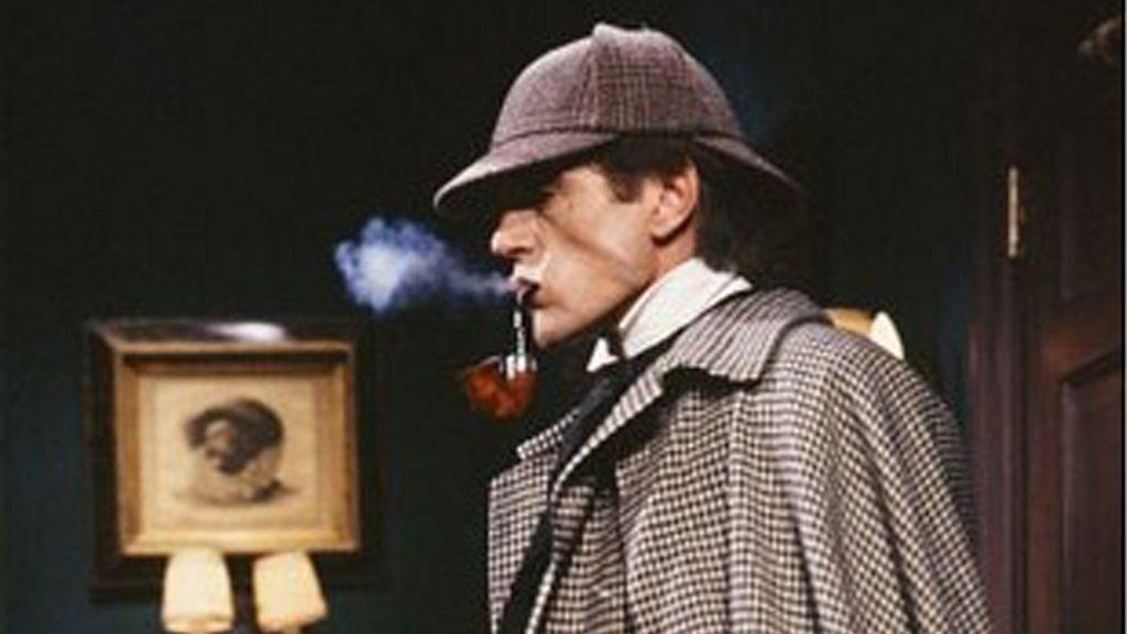 Jeremy Irons, Sherlock por un 'sketch'