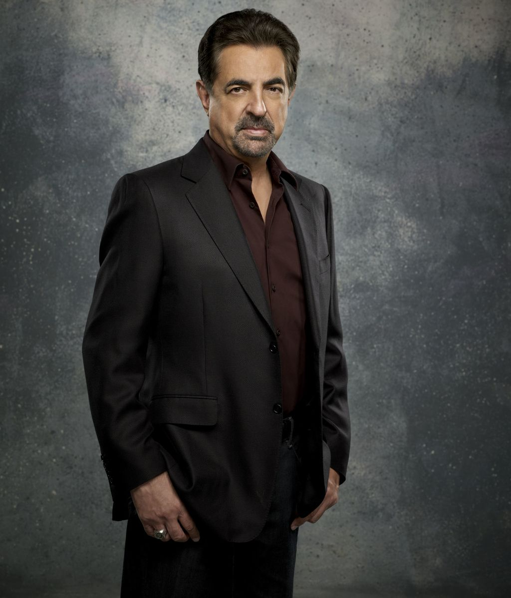 David Rossi (interpretado por Joe Mantegna)