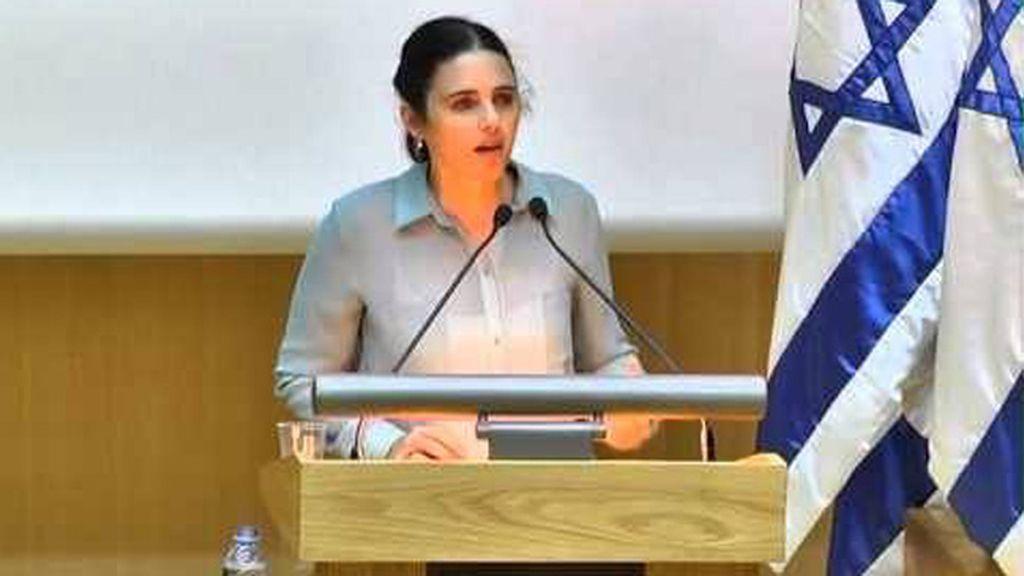 Una diputada radical israelí pide que sean asesinadas todas las madres palestinas