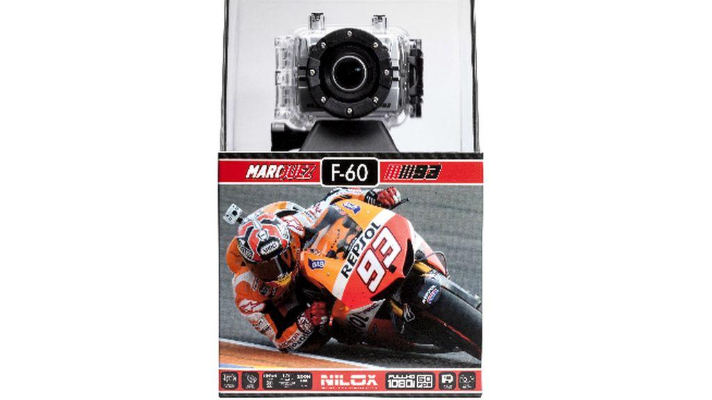 ¡¡Sorteamos 10 cámaras deportivas del Campeón de MotoGP Marc Marquez!!