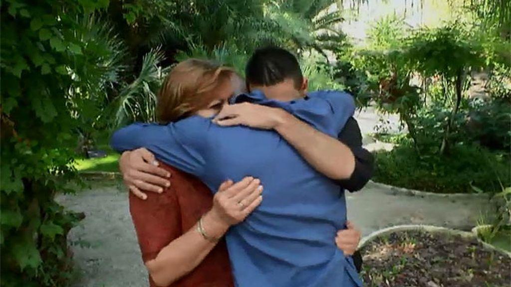 """Francisco, a su familia: """"Os quiero"""""""