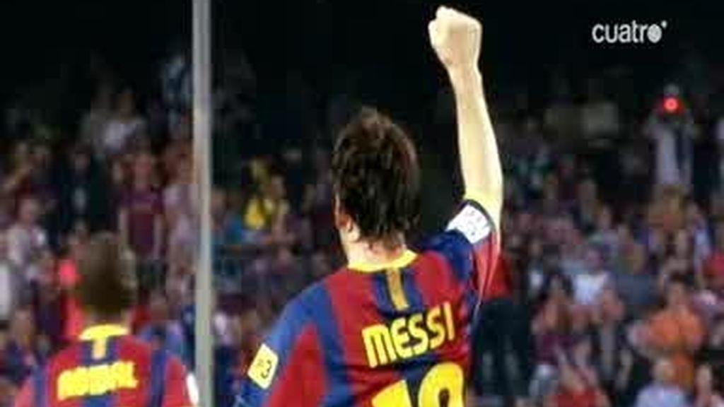 Messi, la pulga atómica