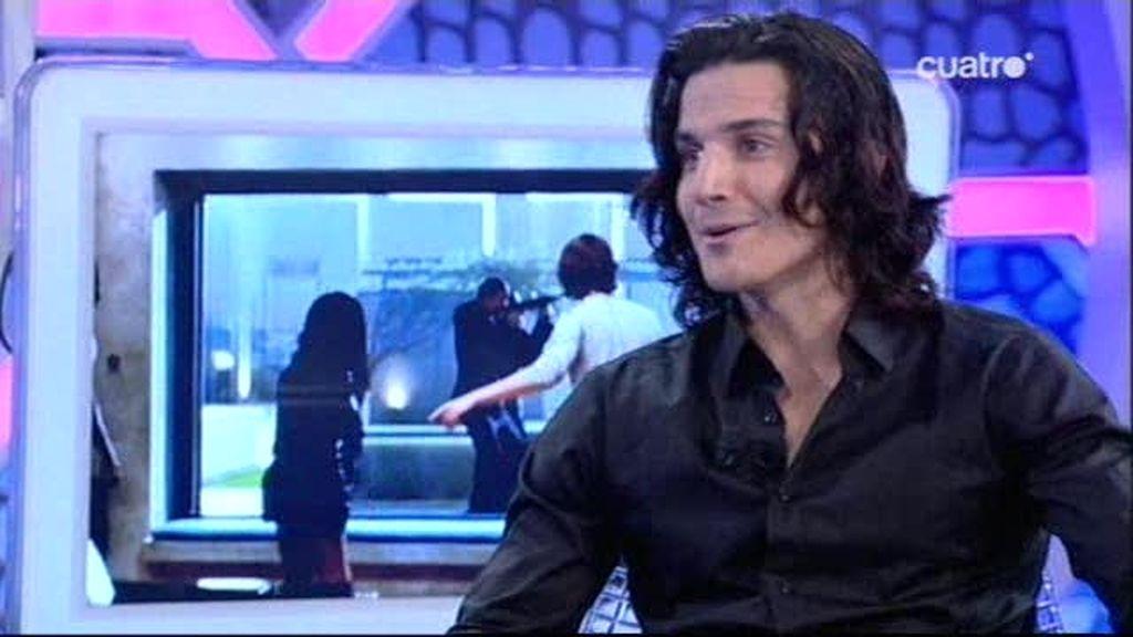 La entrevista de Álex González
