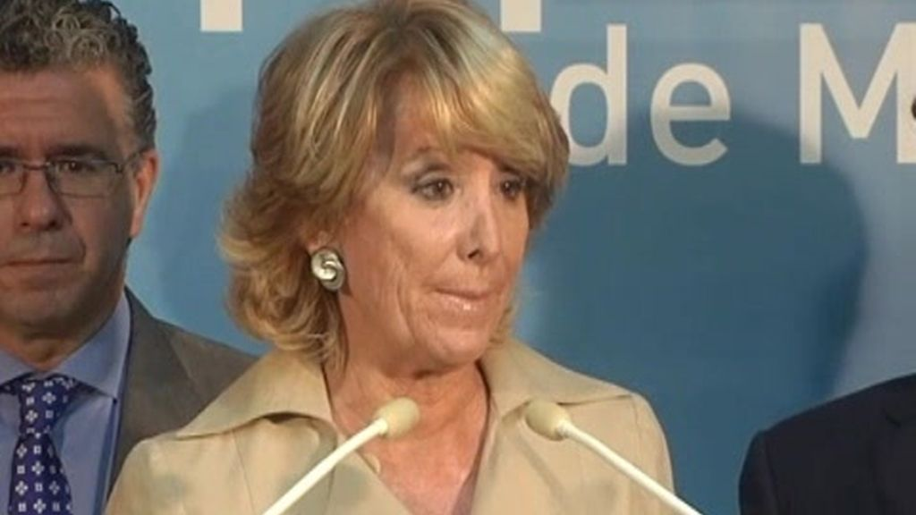 Empieza la carerra por Madrid