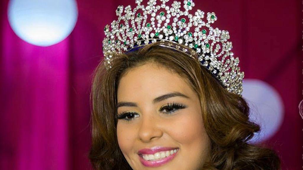 María José Alvarado, Miss Honduras 2014
