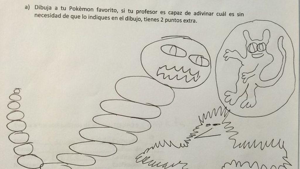 Y tú, ¿eres capaz de adivinar qué Pokémon son?