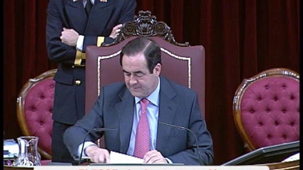 El PSOE pierde otra votación